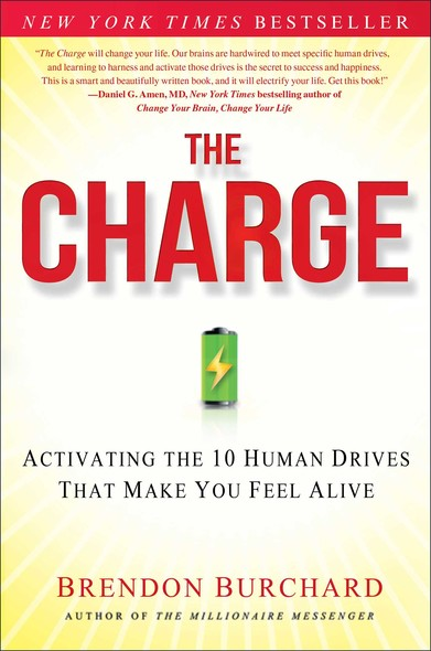 The Charge : Activating the 10 Human Drives That Make You Feel