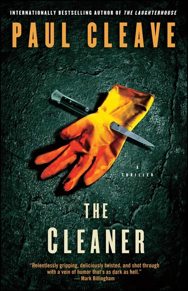 The Cleaner : A Thriller
