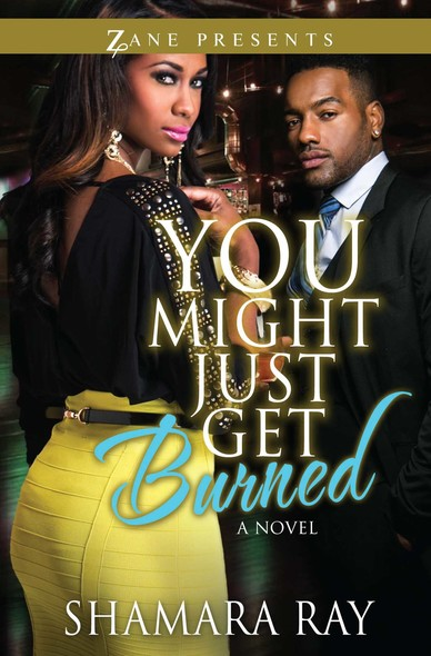 You Might Just Get Burned : A Novel