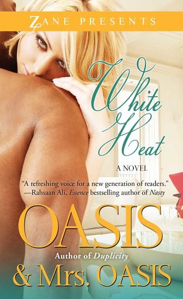 White Heat : A Novel