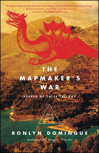 The Mapmaker's War : Keeper of Tales Trilogy: Book One