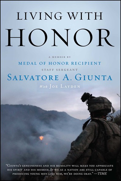 Living with Honor : A Memoir