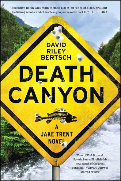Death Canyon : A Jake Trent Novel