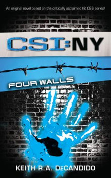CSI NY: Four Walls