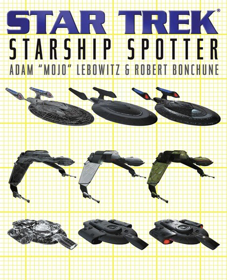 Starship Spotter : Star Trek All Series