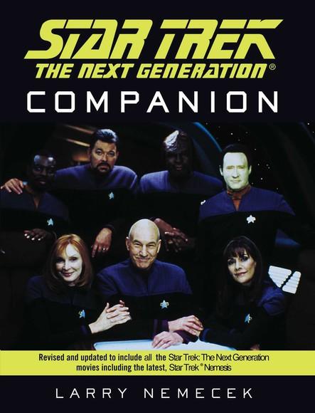 The Next Generation Companion : Star Trek The Next Generation