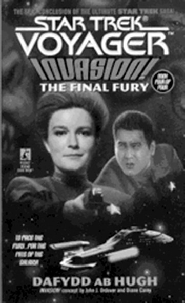 St Voy Vol #9:invasion #4: Final Fury