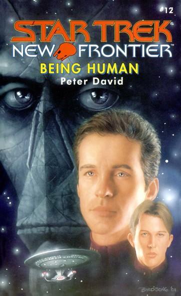 Being Human: New Frontier #12 : Star Trek New Frontier