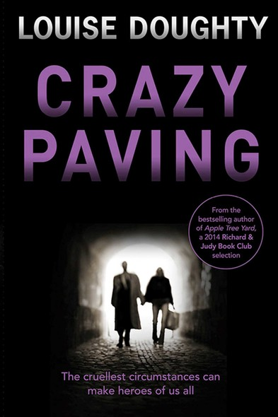 Crazy Paving : Brilliant psychological suspense from the author of Apple Tree Yard
