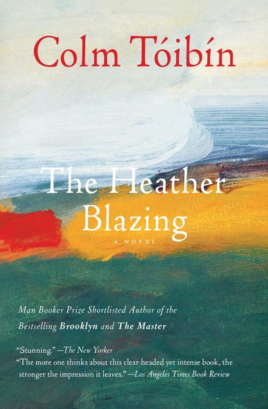 The Heather Blazing : A Novel