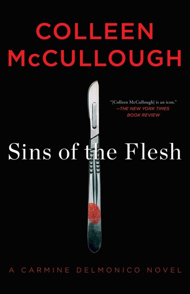 Sins of the Flesh : A Carmine Delmonico Novel