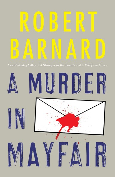 A Murder in Mayfair : A Novel of Suspense