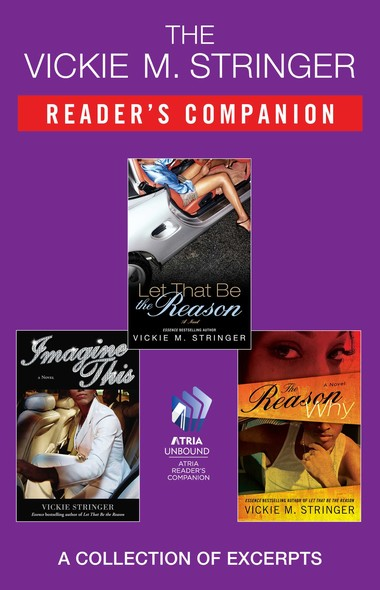 The Vickie M. Stringer Reader's Companion : A Collection of Excerpts