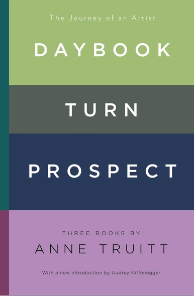 Daybook, Turn, Prospect : The Journey of an Artist