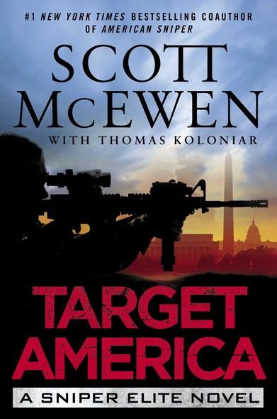 Target America : A Sniper Elite Novel