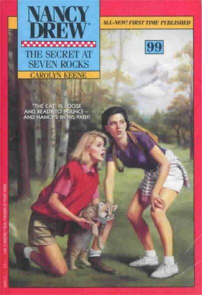 The Secret at Seven Rocks
