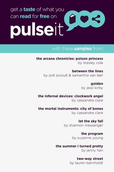 Get a Taste of Pulseit! : Free Pulseit eSampler