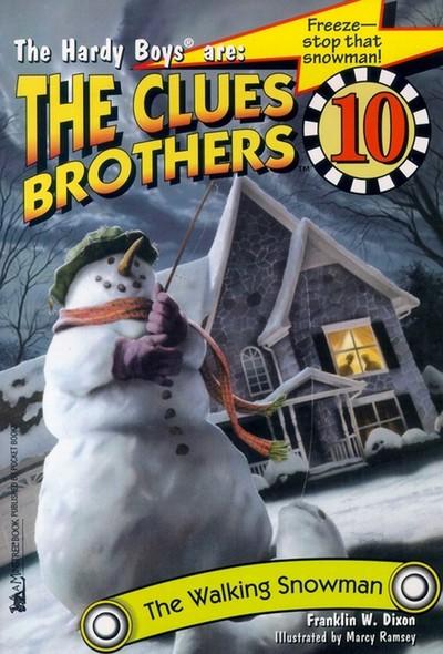 The Walking Snowman