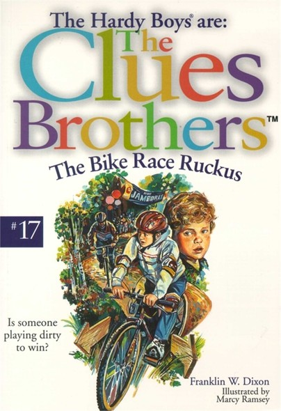 The Bike Race Ruckus