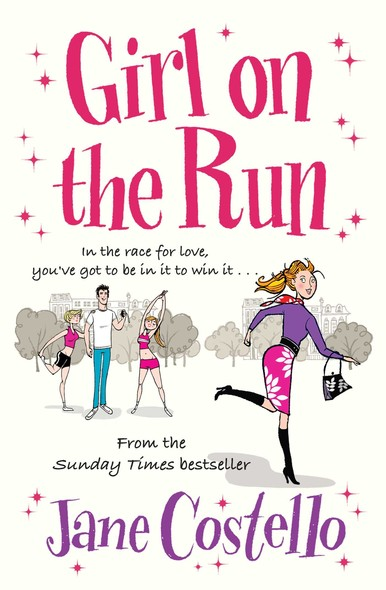 Girl on the Run : the most inspiring escapist fiction you'll read this summer
