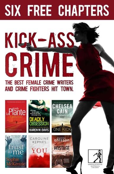 Kick-Ass Crime Sampler