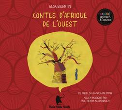Contes d'Afrique de l'ouest | Elsa Valentin