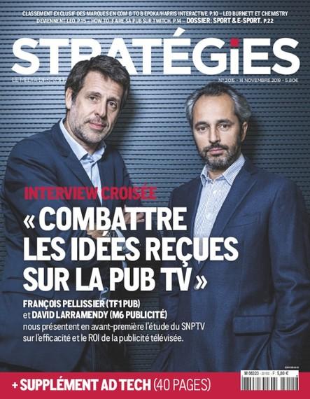 Stratégies N°2015