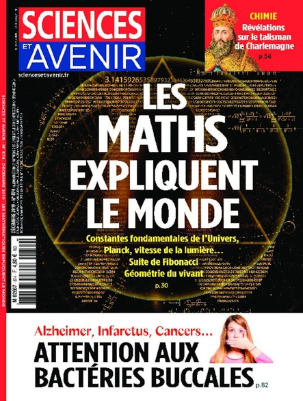 Sciences et Avenir - Novembre 2019
