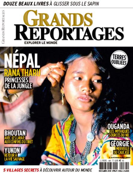 Grands reportages - Décembre 2019