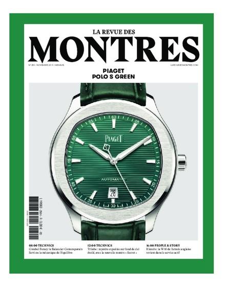 Revue des montres N°250 - Novembre 2019
