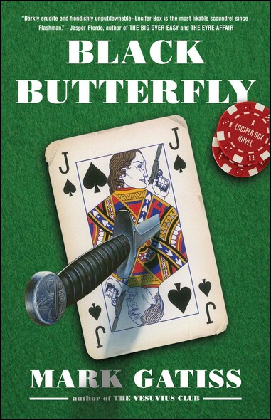 Black Butterfly : A Lucifer Box Novel