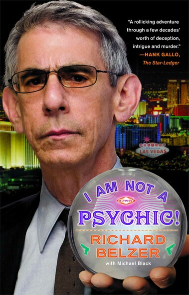 I Am Not a Psychic! : A Novel