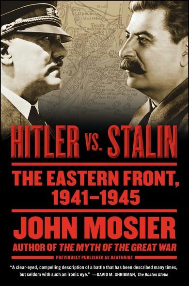 Deathride : Hitler vs. Stalin - The Eastern Front, 1941-1945
