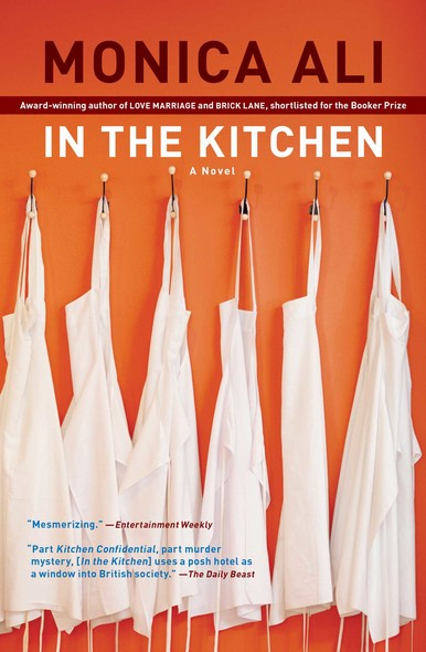In the Kitchen : A Novel
