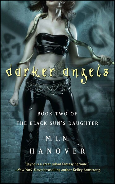 Darker Angels : Book Two of the Black Sun's Daughter