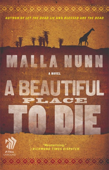 A Beautiful Place to Die : An Emmanuel Cooper Mystery