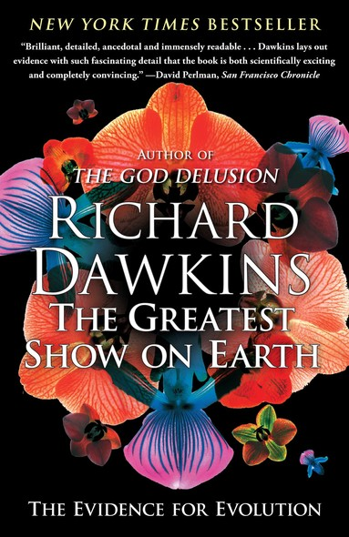 The Greatest Show on Earth : The Evidence for Evolution