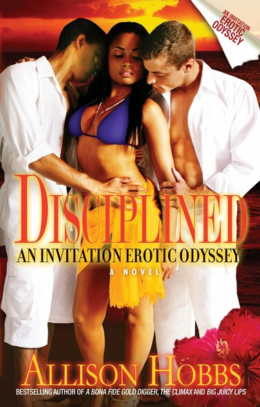 Disciplined : An Invitation Erotic Odyssey