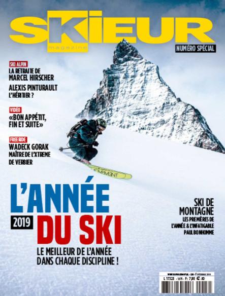 Skieur - Décembre 2019 Spécial
