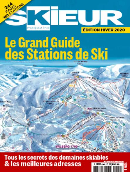 Skieur - Décembre 2019