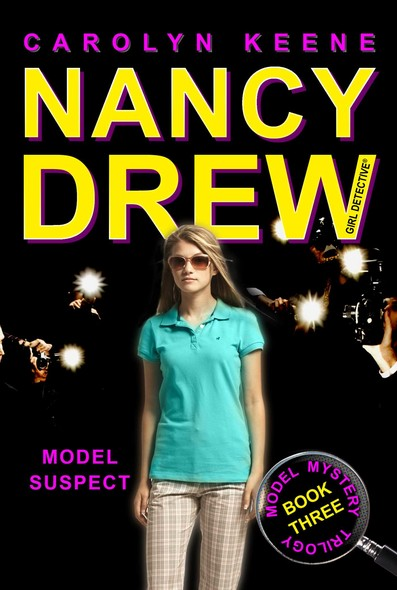 Model Suspect : Book Three in the Model Mystery Trilogy