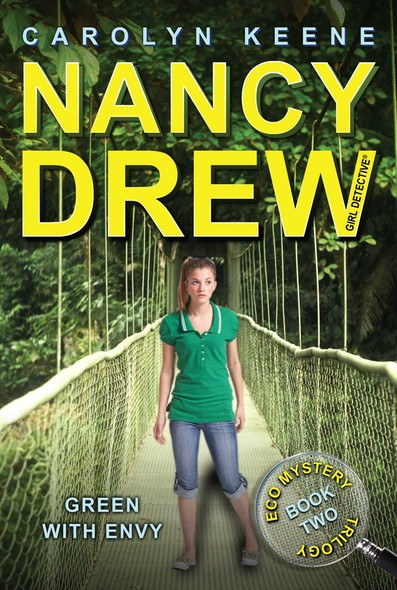 Green with Envy : Book Two in the Eco Mystery Trilogy