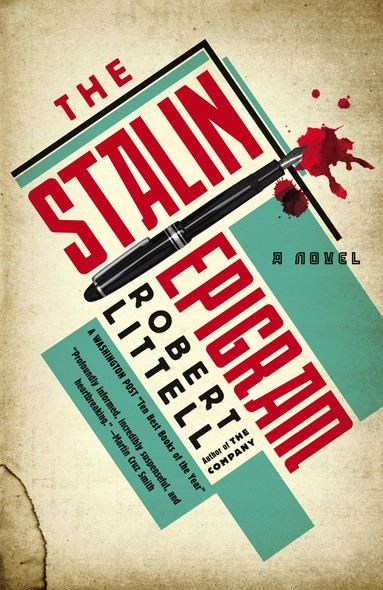 The Stalin Epigram : A Novel