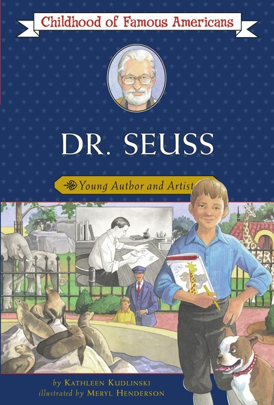 Dr. Seuss : Young Author and Artist