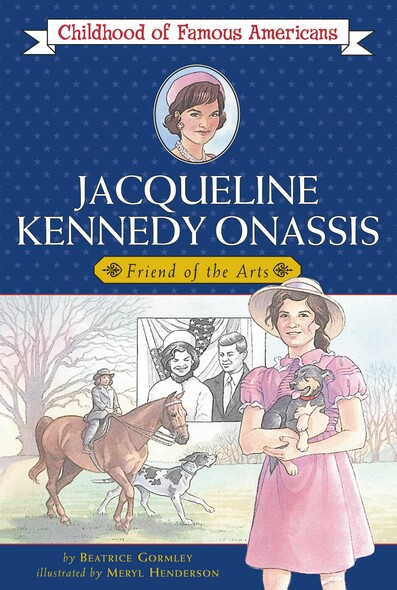 Jacqueline Kennedy Onassis : Friend of the Arts