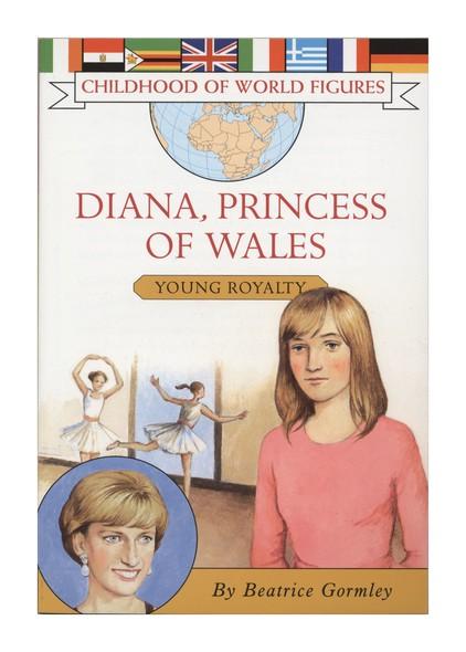 Diana, Princess of Wales : Young Royalty