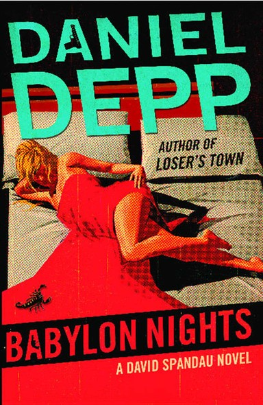 Babylon Nights : A David Spandau Novel