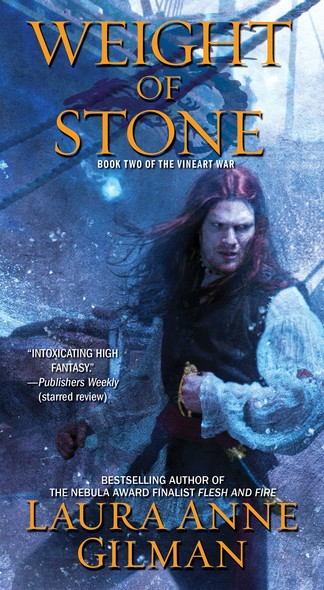 Weight of Stone : Book Two of the Vineart War