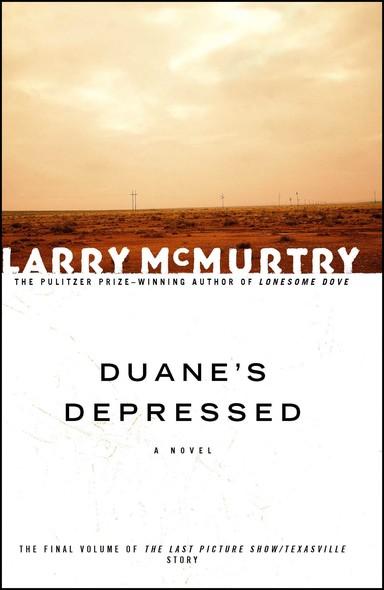 Duane's Depressed : A Novel