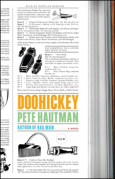 Doohickey : A Novel